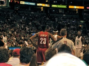 Will we see Lebron play in a Cavalier uniform again?